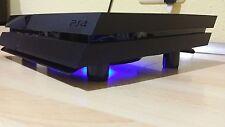 USB Design Kühler Lüfter  passend für PS4 Playstation 4 Zubehör Schwarz Mit LED