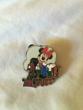 2014 Disney Pin Minnie Mouse Train Conductor #103341 Mystery Gala Series Limited