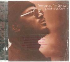 Peace and Love * by Tommy Sims (Aug-2000)- 14 Track CD