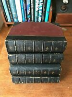 A Popular History of France(1800's) by Francois Guizot (4 Volumes)