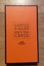 HERMES Cartes a Nouer / Knotting Cards - 2008