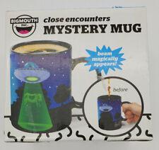 BIGMOUTH Close Encounters Mystery Mug ~ Beam Magically Appears ~16oz Ceramic Mug
