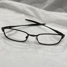 Genuine Oakley Box Spring 4.0 142 Rust 11-752 Eyeglasses Frames Only