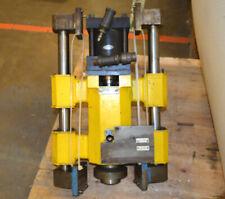 Parker Pneumatic Linear Slide Cylinder Press Assembly Ctb2a Bore5 Stk2 250 Psi