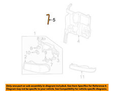 GM OEM Headlight Head Light Lamp-Support Pin 15845413
