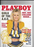Back Issue November 1998 Playboy Magazine ~ Julia Schultz ACC Girls ~ FINE