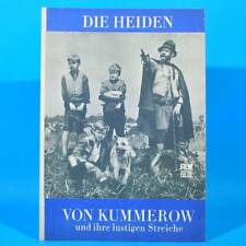 4032 Film für Sie 7/1968 DDR * Die Heiden von Kummerow * Ralf Wolter / Kultfilm