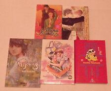 English Manga / Yaoi LOT: Choose Your Book