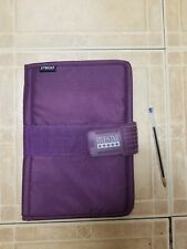 Vintage Five Star Purple Notebook Stationary Cover 5 * 90s nostalgia