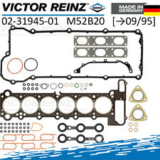 BMW M52 B20 Gasket Set Cylinder Head Victor Reinz 023194501 11121740982 E36 E34