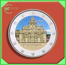 """2 Euro Gedenkmünze Griechenland 2016 Farbe """" Kloster Arcadi """", coloriert, Coin"""
