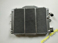ALUMINUM RADIATOR FOR Ferrari 355 F355 3.5L W/Sensor hole 1994-1999 Left side