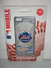 NEW YORK METS MLB iPHONE 5 CASE HARDSHELL COVER NEW IN PACKAGE