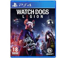 WATCH DOGS LEGION PS4 NUOVO SIGILLATO PAL ITALIANO PLAYSTATION 4 UPGRADE PS5