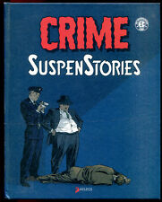 CRIME SUSPENS STORIES TOME 1. EDITIONS AKILEOS. 2012.