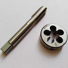HSS M14 X 1.5mm Metric Tap and Die Set Right Hand Thread High Quality M714