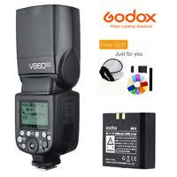 Godox V860II-C TTL 2.4G Wireless Li-ion Battery Flash Speedlite For Canon Camera