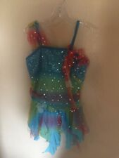 girls dance costumes used