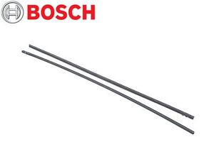 For Mercedes Benz W220 S430 S500 S600 Set of 2 Wiper Insert Set Bosch 3391014955