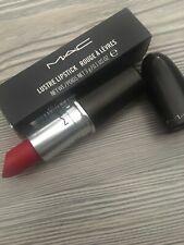Rossetto lipstick mac COCKNEY  lustre nuovo con scatola