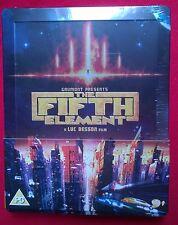 Das Fünfte Element (The Fifth Element) - Steelbook - Blu-Ray [Zavvi] NEU