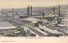 Haslingden Railway Station Photo. Helmshore - Baxenden. Stubbins Line. (4)