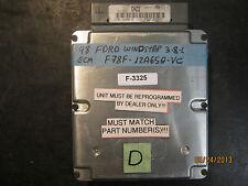 98 FORD WINDSTAR 3.8L ECM #F78F-12A650-VC *See item description*