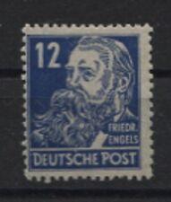 SBZ 216 y mit Borkengummi postfrisch top (B01493)