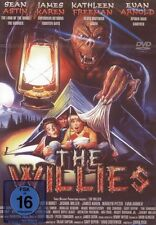 DVD NEU/OVP - The Willies - Sean Astin, James Karen & Kathleen Freeman