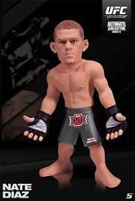 NATE DIAZ ULTIMATE COLLECTORS SERIES 12 REGULAR EDITION ROUND 5 UFC FIGURE (RE)