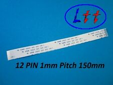 12 pin 1mm pitch AWM 20624 80c 60v vw-1 150mm Cavo Flex