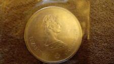 OLYMPIADE XXI MONTREAL 1976 10 DOLLAR COIN