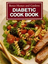 Better Homes and Gardens Diabetic Cookbook by Better Homes & Gardens