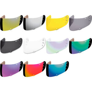 Icon Optics Face Shields for Icon Airframe Pro & Airmada Helmets - Pick Color