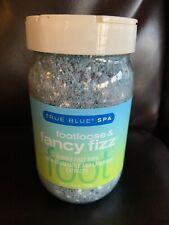 Bath & Body Works Footloose Fancy Fizz Foot Bath 11.5 oz New Seald True Blue Spa