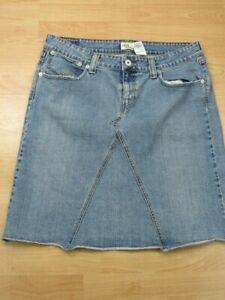 Levi's Vintage Women's Light Wash Denim Skirt Size 18