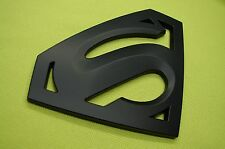 SUPERMAN 3D EMBLEM,BADGE,DECAL,STICKER  FOR CARS TRUCKS AND BIKES  US SELLER.