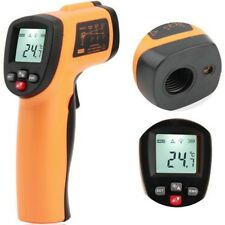 GM550E Digital IR Non Contact Laser LCD Infrared Thermometer Temperature Meter G