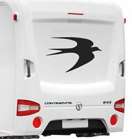 SWIFT Caravan Motorhome | Large | Sticker-Decal-Graphic | FREE POSTAGE | (BB005)