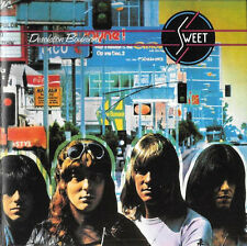 SWEET-DESOLATION BOULEVARD -Remastered 18 tracks - CD NEW