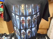 Mens Licensed Iron Man Shirt M
