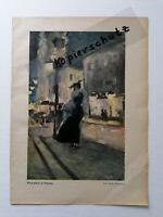 ORIGINAL Blatt aus Zeitschrift JUGEND 1917 Otto Hirth Nicolas Gilles (X002)