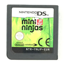 Mini ninjas DS / Jeu Sur Nintendo DS, 3DS, 2DS, New...