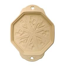 Kiko Shortbread Mould Baking Stone Thistle Pattern Shortbread Biscuit Mould