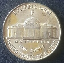 More details for 1942 p usa five 5 cents us america united states coin nickel