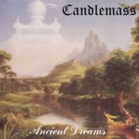 Candlemass - Ancient Dreams NEW CD