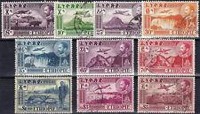 ETHIOPIA -  C23 / C33 - PART USED SET - LOOK!