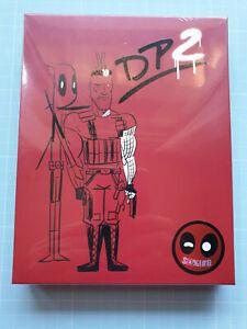 Deadpool 2 Blufans Fullslip Steelbook Neu OVP