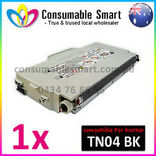 1 Compatible TN-04BK TN04 Black Brother MFC9420CN Brother Colour Toner Cartridge
