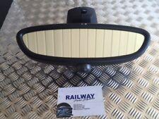 BMW 1 Series E81 E87 E88 Rear View Interior Mirror Auto Dimming EC LED RADIO ...